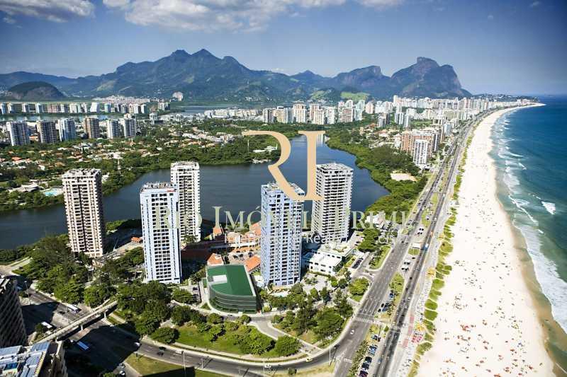 COMPLEXO ALFA BARRA - Apartamento À Venda - Barra da Tijuca - Rio de Janeiro - RJ - RPAP10049 - 20
