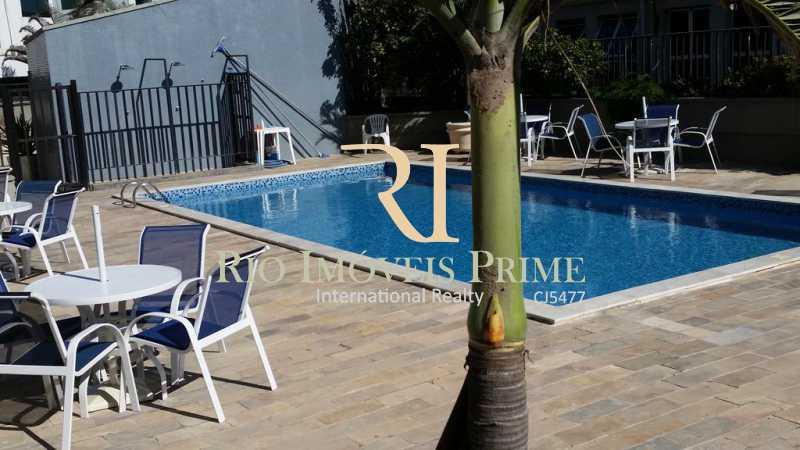 PISCINA - Apartamento À Venda - Barra da Tijuca - Rio de Janeiro - RJ - RPAP10049 - 18