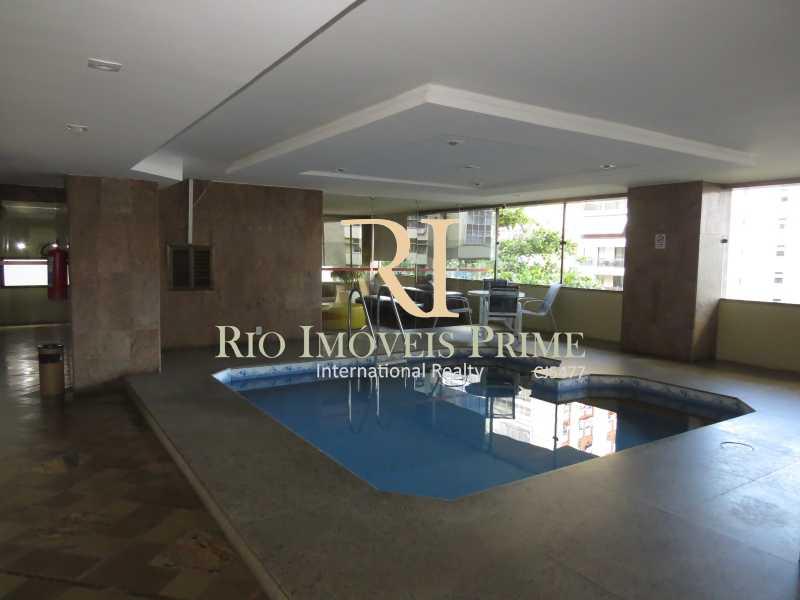 PISCINA - Flat 1 quarto para alugar Leblon, Rio de Janeiro - R$ 5.500 - RPFL10080 - 25