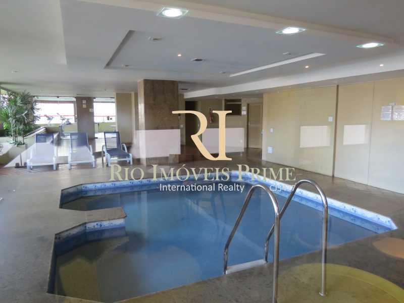 PISCINA - Flat 1 quarto para alugar Leblon, Rio de Janeiro - R$ 5.500 - RPFL10080 - 18