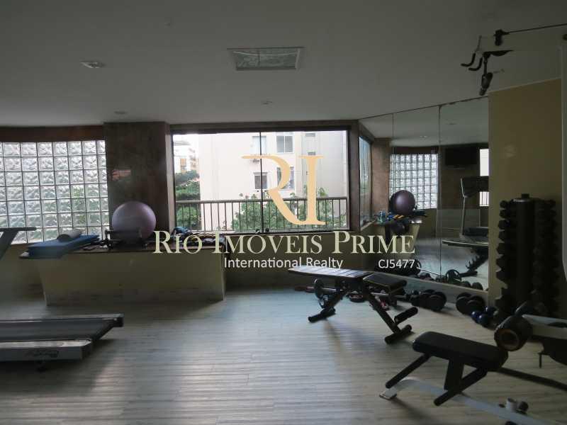 FITNESS - Flat 1 quarto para alugar Leblon, Rio de Janeiro - R$ 5.500 - RPFL10080 - 24