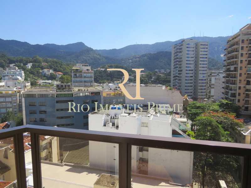 VISTA SACADA SUÍTE - Flat 1 quarto para alugar Leblon, Rio de Janeiro - R$ 5.500 - RPFL10080 - 1