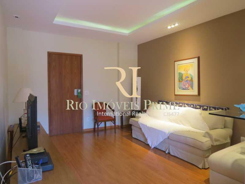 SALA - Flat 1 quarto para alugar Leblon, Rio de Janeiro - R$ 5.500 - RPFL10080 - 5
