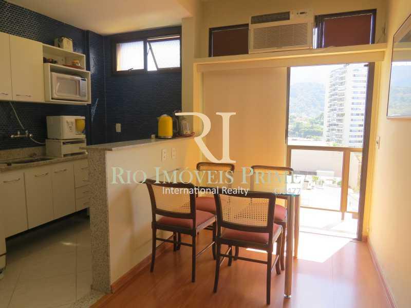 SALA - Flat 1 quarto para alugar Leblon, Rio de Janeiro - R$ 5.500 - RPFL10080 - 6