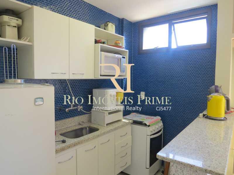 COZINHA - Flat 1 quarto para alugar Leblon, Rio de Janeiro - R$ 5.500 - RPFL10080 - 7