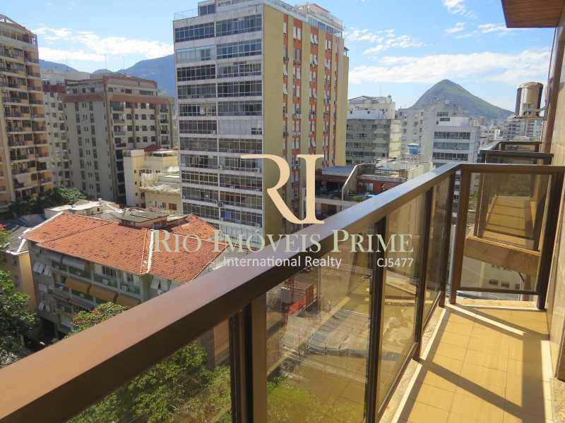 SACADA SALA - Flat Para Alugar - Leblon - Rio de Janeiro - RJ - RPFL10080 - 9