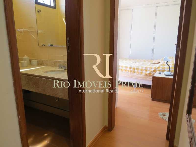 SUÍTE - Flat 1 quarto para alugar Leblon, Rio de Janeiro - R$ 5.500 - RPFL10080 - 10