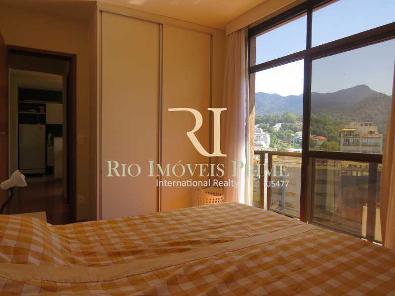 SUÍTE - Flat 1 quarto para alugar Leblon, Rio de Janeiro - R$ 5.500 - RPFL10080 - 12