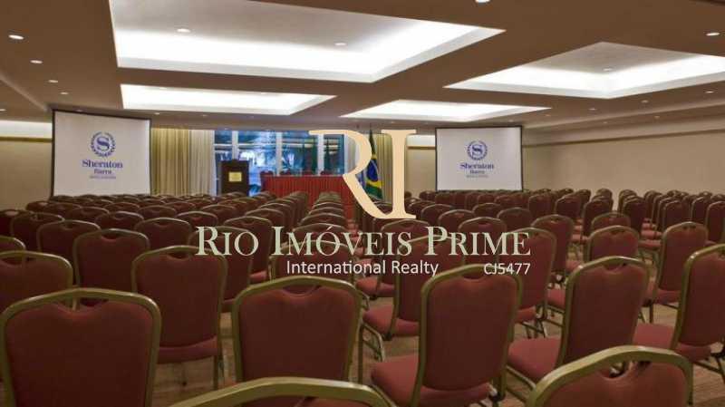 AUDITÓRIO - Flat À Venda - Barra da Tijuca - Rio de Janeiro - RJ - RPFL10003 - 21
