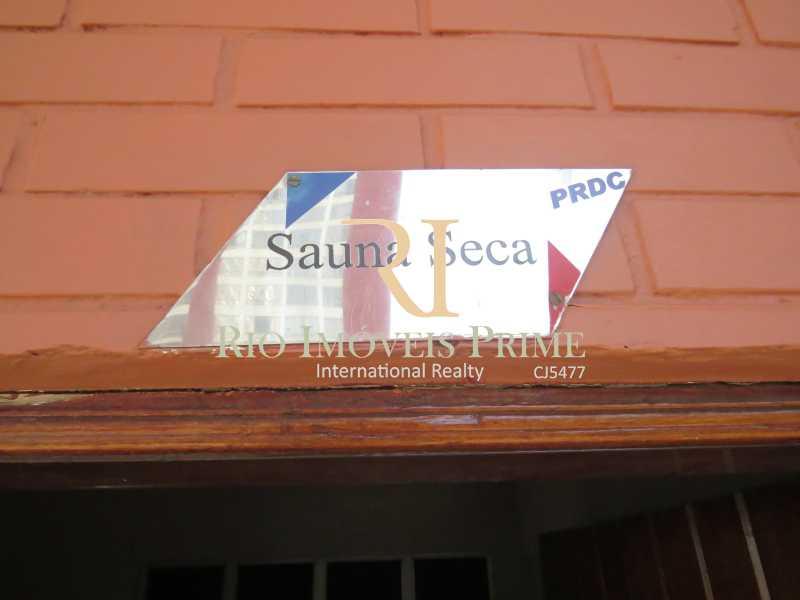 SAUNA - Apartamento 3 quartos à venda Méier, Rio de Janeiro - R$ 345.000 - RPAP30089 - 20