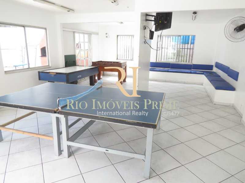 SALA JOGOS - Apartamento 3 quartos à venda Méier, Rio de Janeiro - R$ 345.000 - RPAP30089 - 24