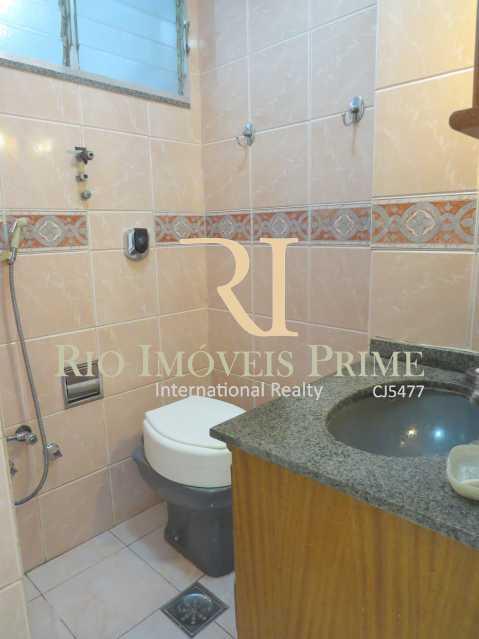 BANHEIRO SOCIAL - Apartamento 3 quartos à venda Méier, Rio de Janeiro - R$ 345.000 - RPAP30089 - 11