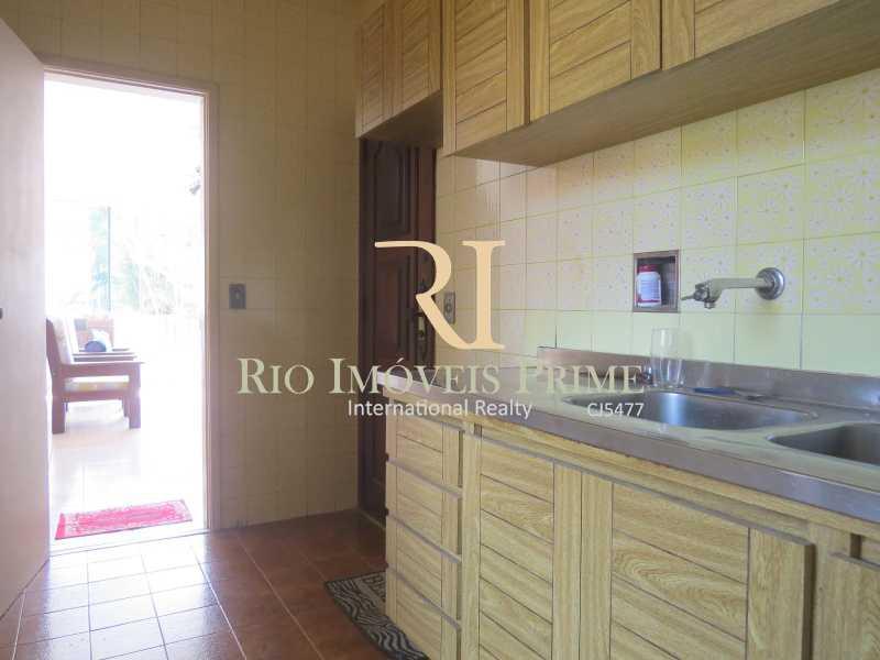 COZINHA - Apartamento 3 quartos à venda Méier, Rio de Janeiro - R$ 345.000 - RPAP30089 - 14