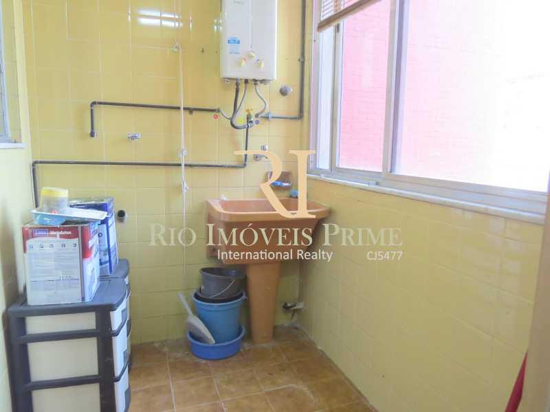 ÁREA SERVIÇO - Apartamento 3 quartos à venda Méier, Rio de Janeiro - R$ 345.000 - RPAP30089 - 15