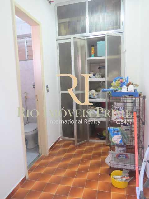 DEPENDÊNCIA COMPLETA - Apartamento 3 quartos à venda Méier, Rio de Janeiro - R$ 345.000 - RPAP30089 - 16