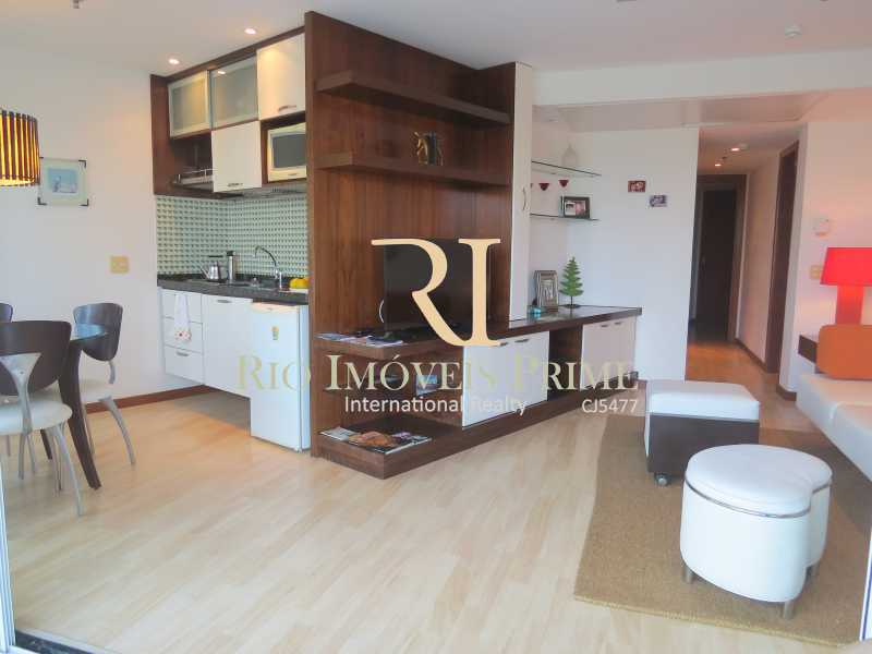 SALAS - Flat 2 quartos à venda Barra da Tijuca, Rio de Janeiro - R$ 1.199.999 - RPFL20029 - 4