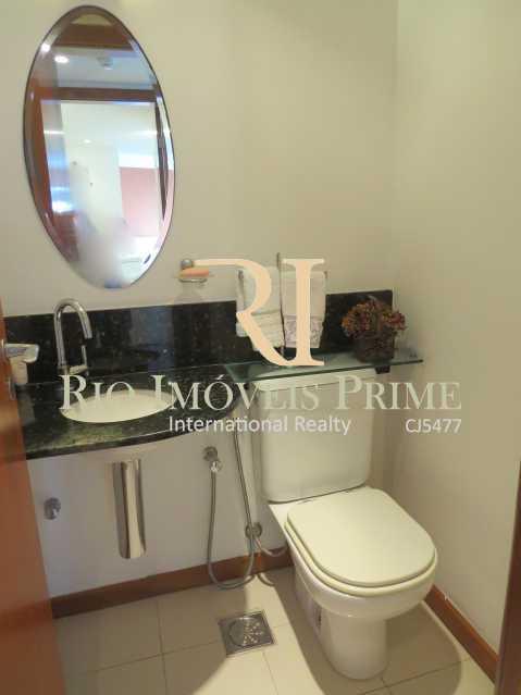 LAVABO - Flat 2 quartos à venda Barra da Tijuca, Rio de Janeiro - R$ 1.199.999 - RPFL20029 - 8