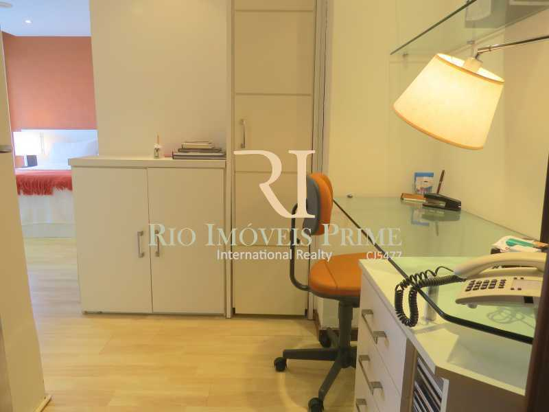 SUÍTE1 - Flat 2 quartos à venda Barra da Tijuca, Rio de Janeiro - R$ 1.199.999 - RPFL20029 - 13