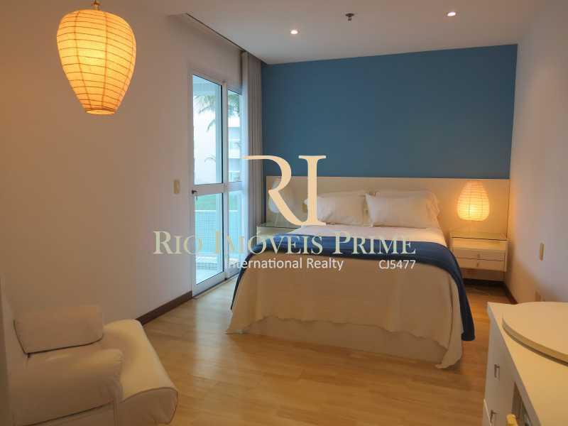 SUÍTE2 - Flat 2 quartos à venda Barra da Tijuca, Rio de Janeiro - R$ 1.199.999 - RPFL20029 - 14