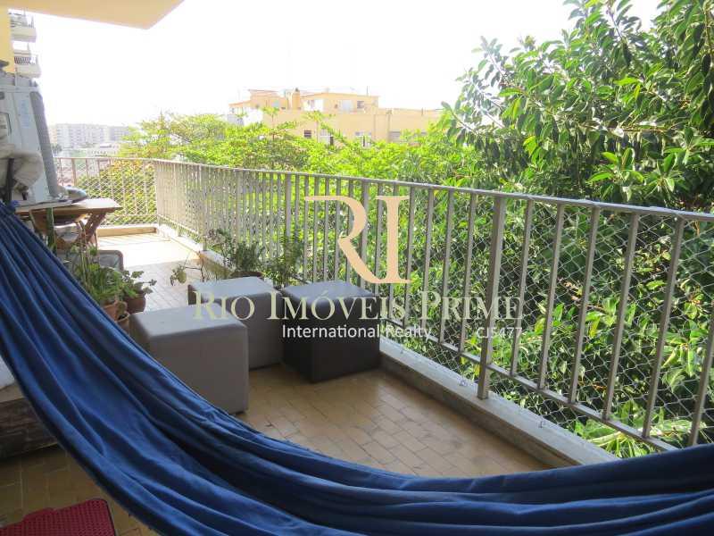 VARANDA - Apartamento à venda Rua Zamenhof,Estácio, Rio de Janeiro - R$ 410.000 - RPAP20135 - 1