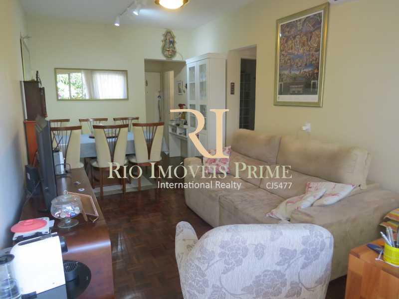 SALA - Apartamento à venda Rua Zamenhof,Estácio, Rio de Janeiro - R$ 410.000 - RPAP20135 - 4