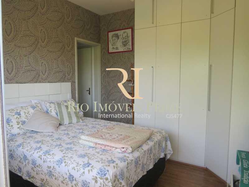 SUÍTE - Apartamento à venda Rua Zamenhof,Estácio, Rio de Janeiro - R$ 410.000 - RPAP20135 - 7