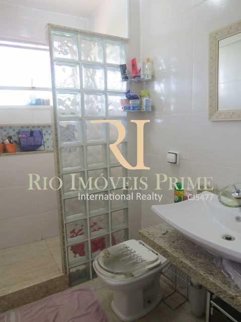 BANHEIRO SUÍTE - Apartamento à venda Rua Zamenhof,Estácio, Rio de Janeiro - R$ 410.000 - RPAP20135 - 9