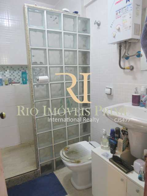 BANHEIRO SOCIAL - Apartamento à venda Rua Zamenhof,Estácio, Rio de Janeiro - R$ 410.000 - RPAP20135 - 13