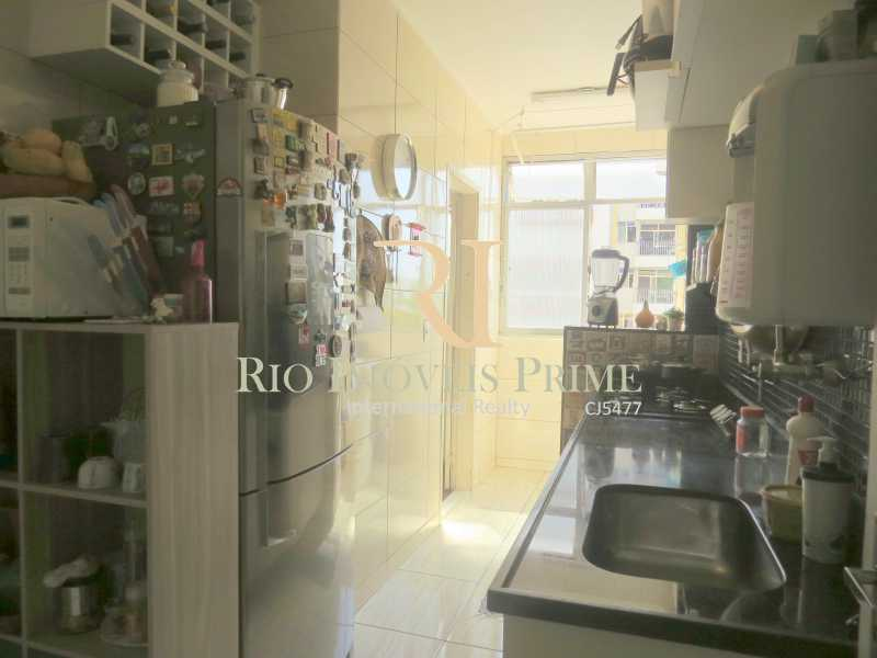 COZINHA - Apartamento à venda Rua Zamenhof,Estácio, Rio de Janeiro - R$ 410.000 - RPAP20135 - 14