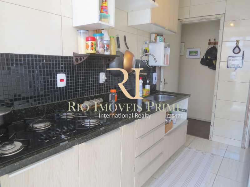 COZINHA - Apartamento à venda Rua Zamenhof,Estácio, Rio de Janeiro - R$ 410.000 - RPAP20135 - 16