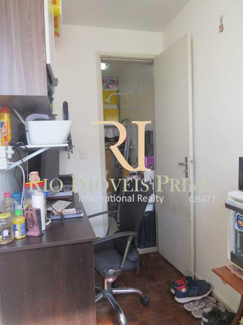DEPENDENCIA COMPLETA - Apartamento à venda Rua Zamenhof,Estácio, Rio de Janeiro - R$ 410.000 - RPAP20135 - 18