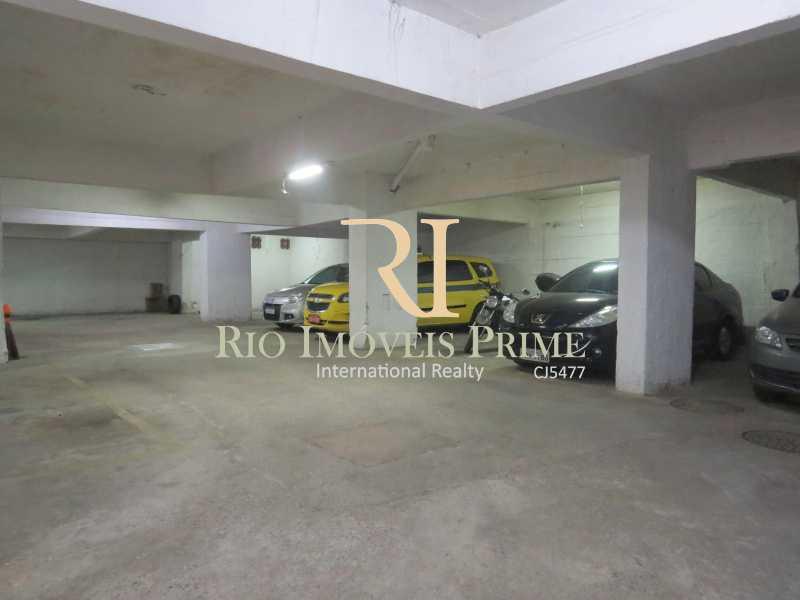 VAGA ESCRITURADA - Apartamento à venda Rua Zamenhof,Estácio, Rio de Janeiro - R$ 410.000 - RPAP20135 - 19