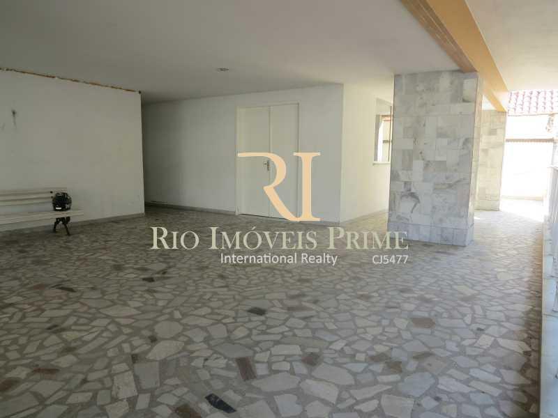 SALÃO FESTAS - Apartamento à venda Rua Zamenhof,Estácio, Rio de Janeiro - R$ 410.000 - RPAP20135 - 21