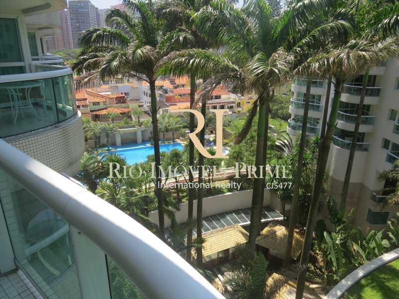 VISTA VARANDA - Flat 1 quarto à venda Barra da Tijuca, Rio de Janeiro - R$ 419.900 - RPFL10084 - 4