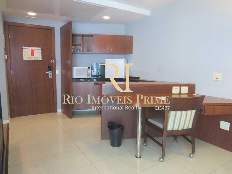 COPA - Flat 1 quarto à venda Barra da Tijuca, Rio de Janeiro - R$ 419.900 - RPFL10084 - 9