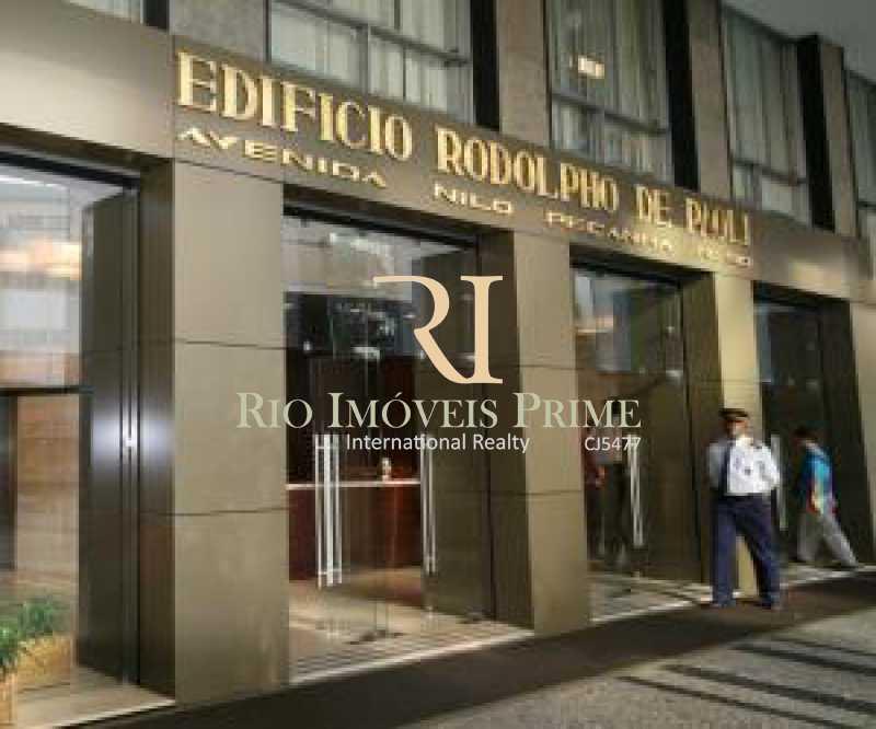 DE PAOLI - ENTRADA - Sala Comercial 36m² para alugar Avenida Nilo Peçanha,Centro, Rio de Janeiro - R$ 750 - RPSL00018 - 16