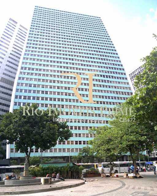 DE PAOLI - FACHADA - Sala Comercial 36m² para alugar Avenida Nilo Peçanha,Centro, Rio de Janeiro - R$ 750 - RPSL00018 - 22