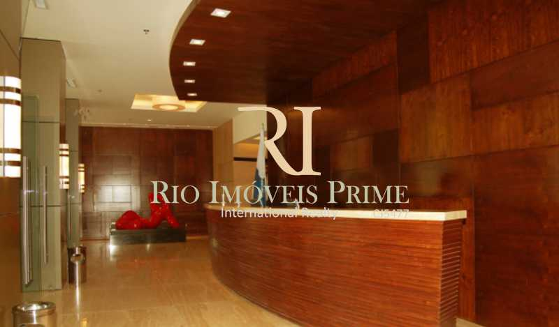 DE PAOLI - PORTARIA - Sala Comercial 36m² para alugar Avenida Nilo Peçanha,Centro, Rio de Janeiro - R$ 750 - RPSL00018 - 17