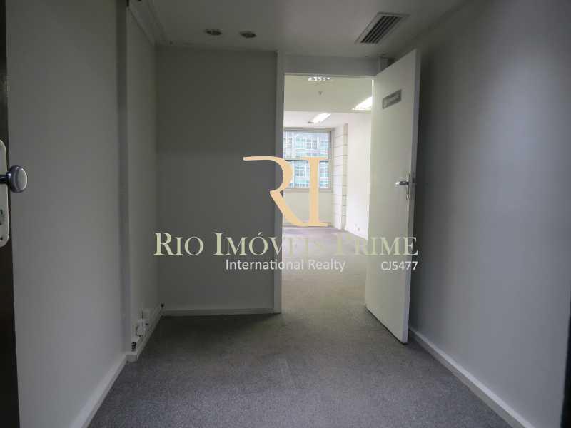 RECEPÇÃO - Sala Comercial 36m² para alugar Avenida Nilo Peçanha,Centro, Rio de Janeiro - R$ 750 - RPSL00018 - 4