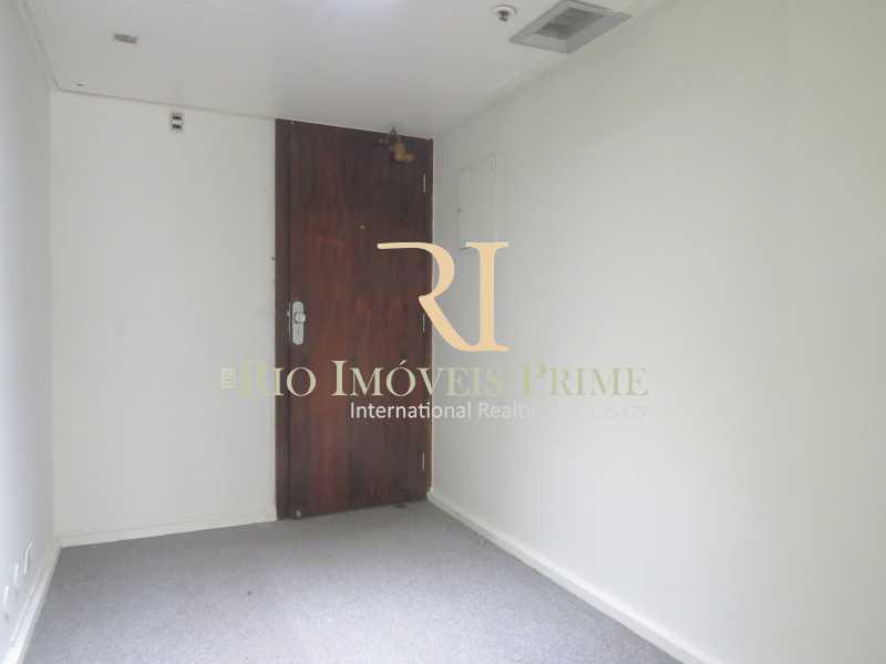 RECEPÇÃO - Sala Comercial 36m² para alugar Avenida Nilo Peçanha,Centro, Rio de Janeiro - R$ 750 - RPSL00018 - 5