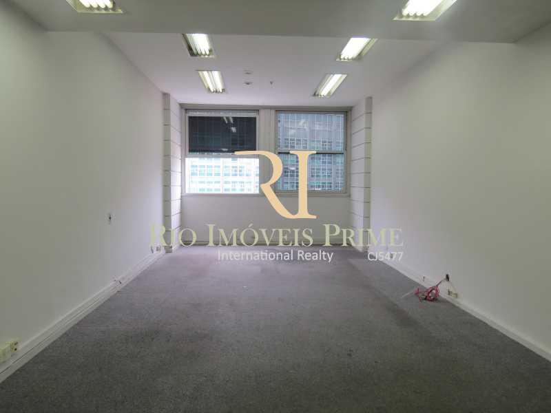 SALA - Sala Comercial 36m² para alugar Avenida Nilo Peçanha,Centro, Rio de Janeiro - R$ 750 - RPSL00018 - 7