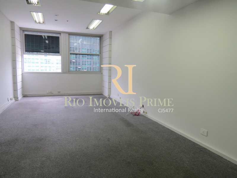 SALA - Sala Comercial 36m² para alugar Avenida Nilo Peçanha,Centro, Rio de Janeiro - R$ 750 - RPSL00018 - 8