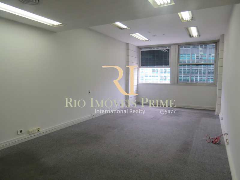 SALA - Sala Comercial 36m² para alugar Avenida Nilo Peçanha,Centro, Rio de Janeiro - R$ 750 - RPSL00018 - 9