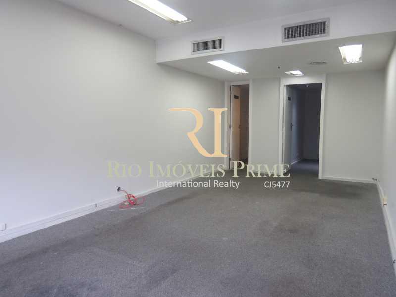 SALA - Sala Comercial 36m² para alugar Avenida Nilo Peçanha,Centro, Rio de Janeiro - R$ 750 - RPSL00018 - 11