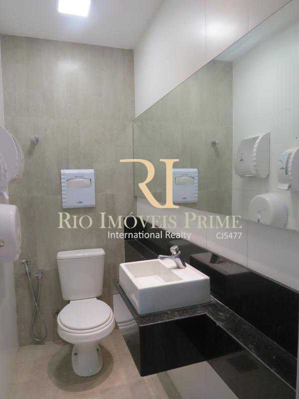 BANHEIRO2 PAV1 - Prédio 900m² para alugar Santo Cristo, Rio de Janeiro - R$ 15.000 - RPPR00002 - 10