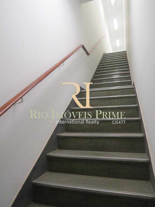 ESCADA - Prédio 900m² para alugar Santo Cristo, Rio de Janeiro - R$ 15.000 - RPPR00002 - 11