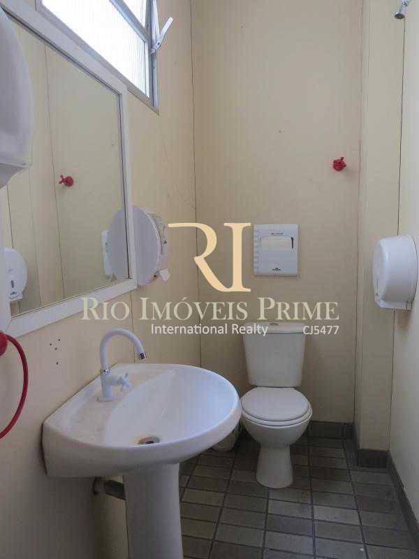 BANHEIRO1 PAV2 - Prédio 900m² para alugar Santo Cristo, Rio de Janeiro - R$ 15.000 - RPPR00002 - 15