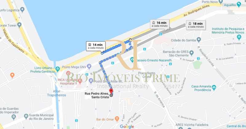 DISTANCIA CAIS DO PORTO - Prédio 900m² para alugar Santo Cristo, Rio de Janeiro - R$ 15.000 - RPPR00002 - 29