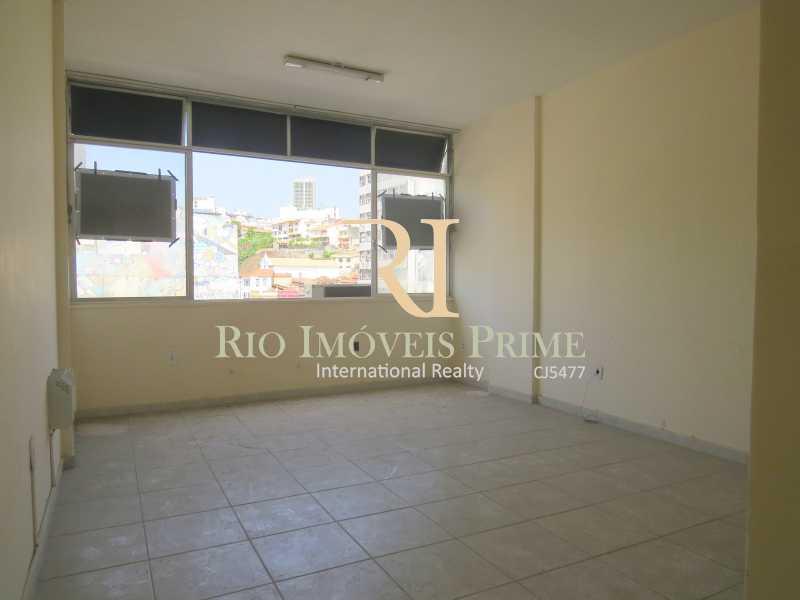 SALA - Sala Comercial 27m² para venda e aluguel Rua Sacadura Cabral,Saúde, Rio de Janeiro - R$ 97.999 - RPSL00019 - 1