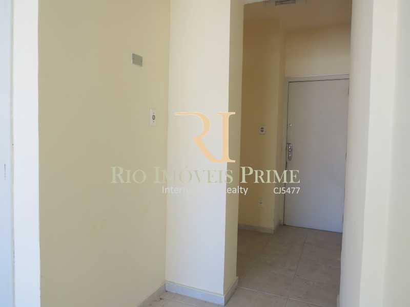 RECEPÇÃO - Sala Comercial 27m² para venda e aluguel Rua Sacadura Cabral,Saúde, Rio de Janeiro - R$ 97.999 - RPSL00019 - 4
